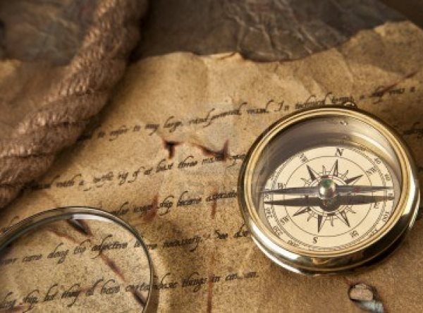 13581042-old-navigation-equipment-compass-and-other-instruments-1